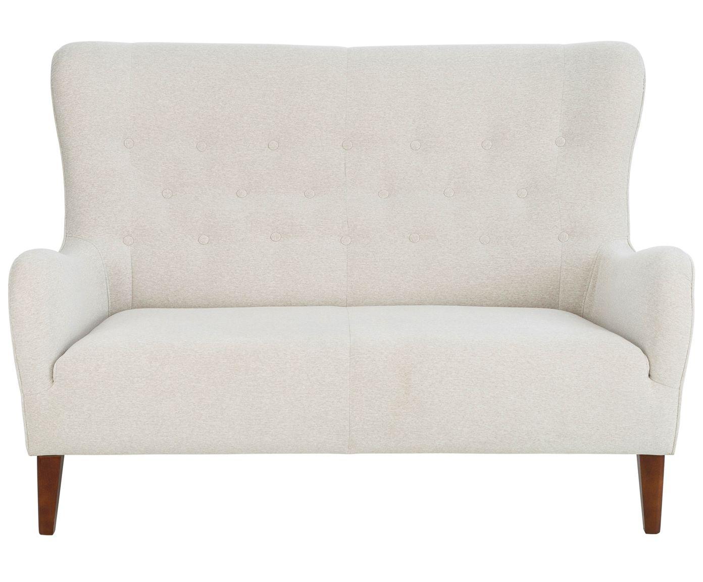 Entspannen Mit Stil Dieses Elegante Sofa In Creme Fugt Sich Mit
