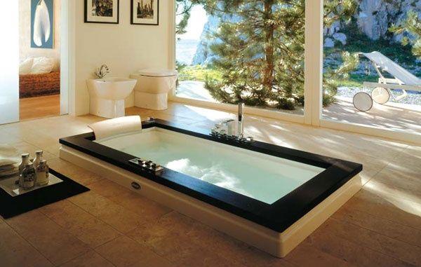 Vasche Da Bagno Da Incasso : Vasca idromassaggio ad incasso aura uno vasche da bagno