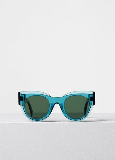 Petra Sunglasses in Acetate - Céline