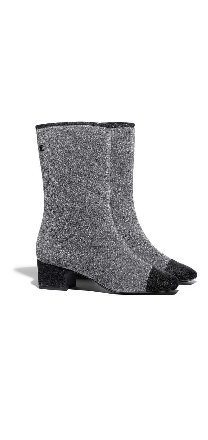 6266535e5052 Chanel - FW 2017 2018 Short Boots