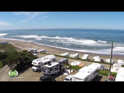Sea And Sand Rv Park 3 Miles North Of Depoe Bay 33 52