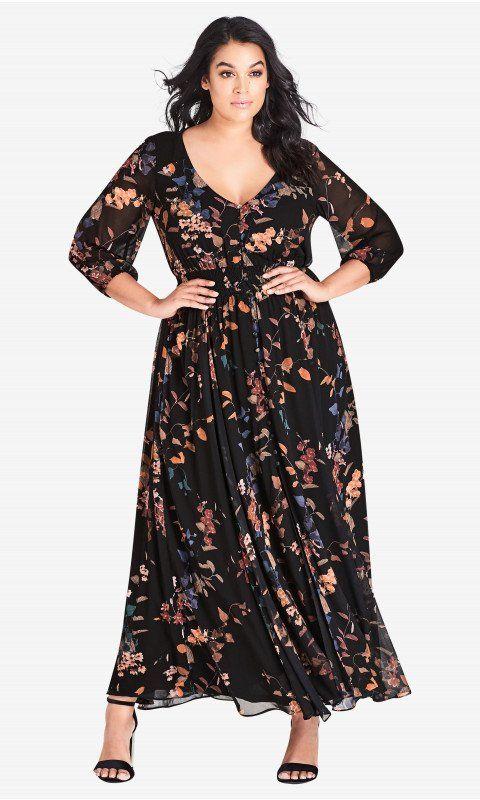 7e4974c2d30 Shop Women s Plus Size Sweet Sensai Maxi Dress