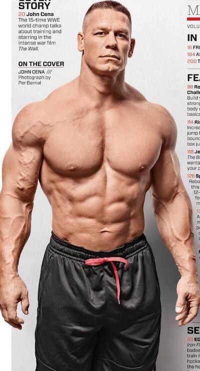 37++ Muscle celebrity information
