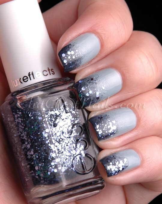 essie Stroke of Brilliance #nails | See more nail designs at http ...