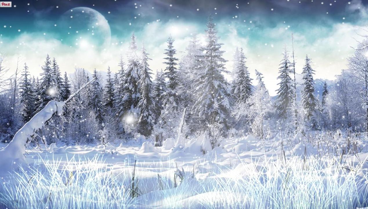 Fantasy Snowscene Winter Snow Wallpaper Winter Wallpaper Winter Wallpaper Desktop