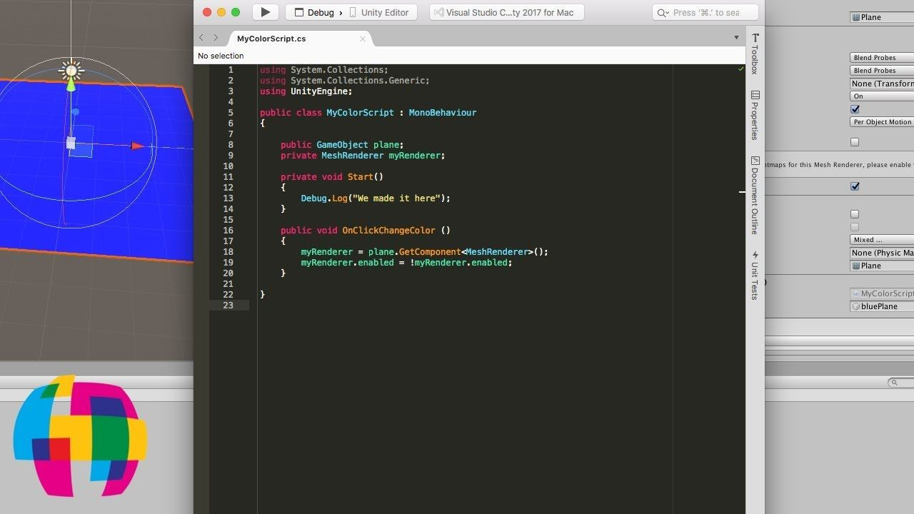 Pin by Timothy Cathcart on HCI Unity tutorials, Unity
