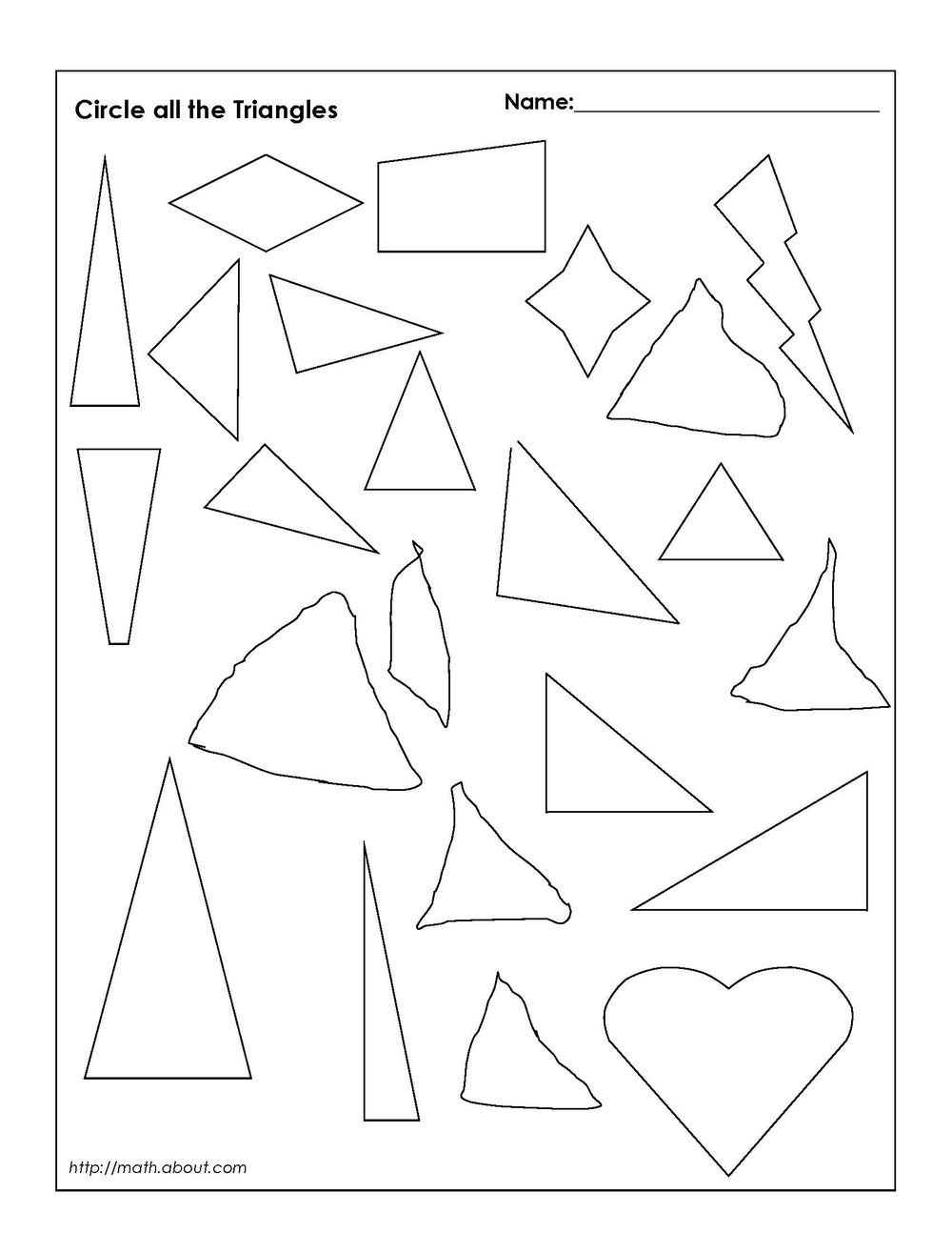 Pin On Geometry Worksheets