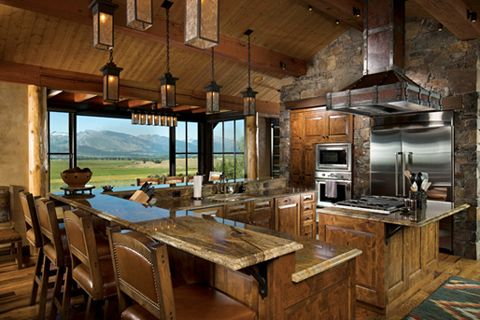 High Country Homestead News Log Cabin Homes Rustic houses