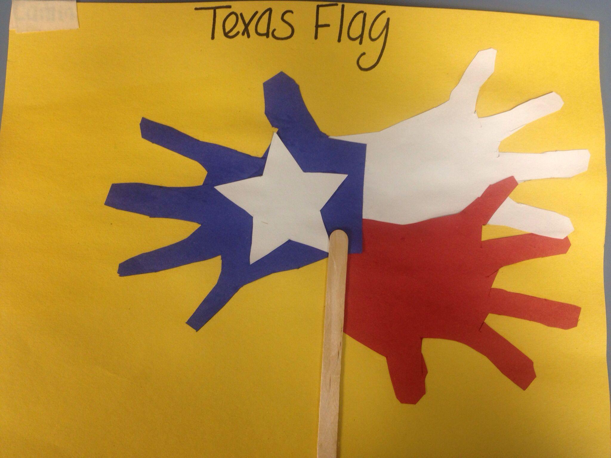 Texas Flag Diy