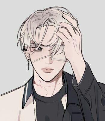 Boy Hair Hand Face Cool Anime Guys Anime Guys Character Art