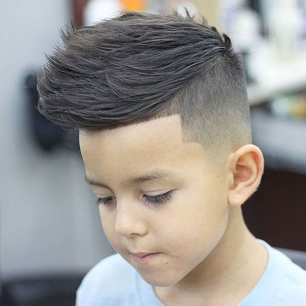 Cool 7 8 9 10 11 And 12 Year Old Boy Haircuts 2019