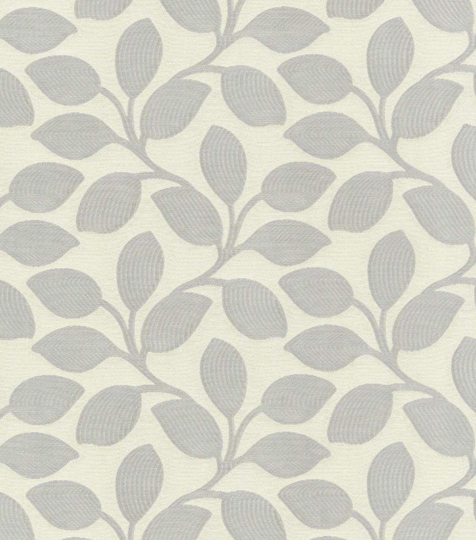 Iman Home Multi Purpose Decor Fabric 55 Foliage Filigree Platinum Joann Fabric Decor Upholstery Fabric Home Decor Fabric