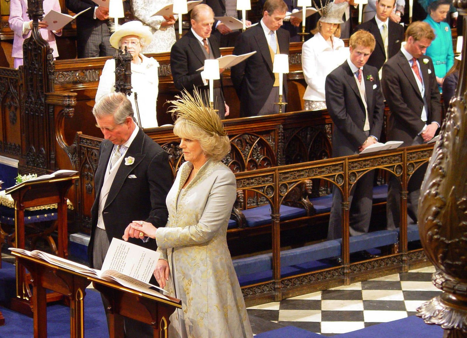 The Drama You Never Knew Went Down on Prince Charles and