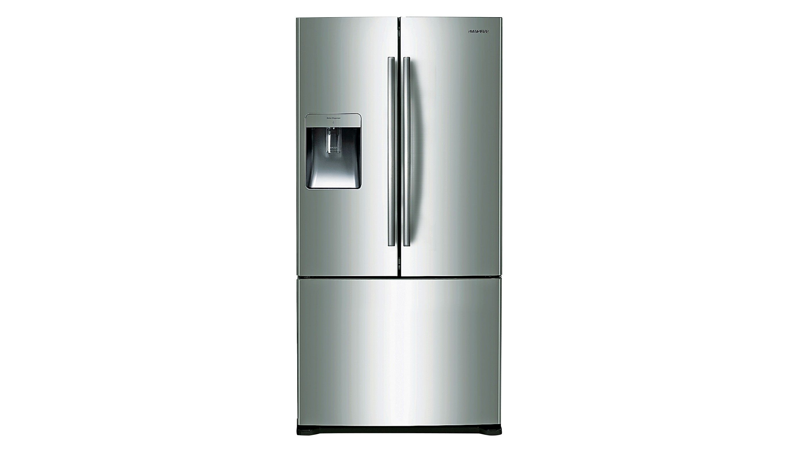 Samsung 533l French Door Refrigerator Stainless Steel 1900
