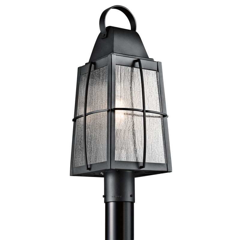 Kichler 49555 Outdoor Post Lights Lantern Post Outdoor