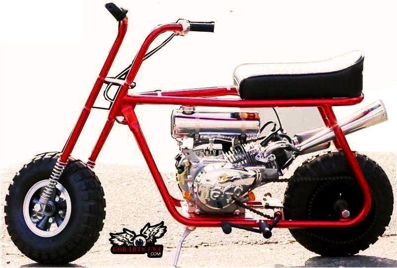 Little Badass 357 Mini Bike Fully Assembled Mini Bike