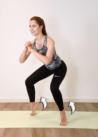 Photo of Diese Übungen sorgen für schöne Knie und schlanke Waden ELLE