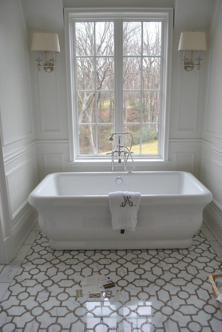 Bath under window ideas  michelangelo tub  google search  alabama in   pinterest
