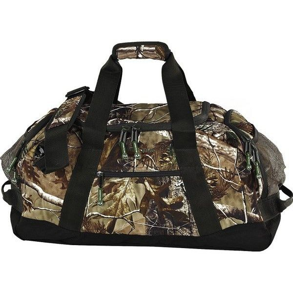 Swedteam Camouflage Travel Bag | Team Wild Outfitters | Realtree ...