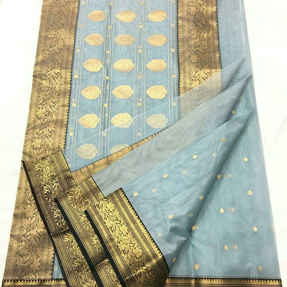 e33ffd552bd 4+Years of delivering happiness globally. Authentio handwoven chanderi saree.  Directly shipped from weaver order know 9770785180
