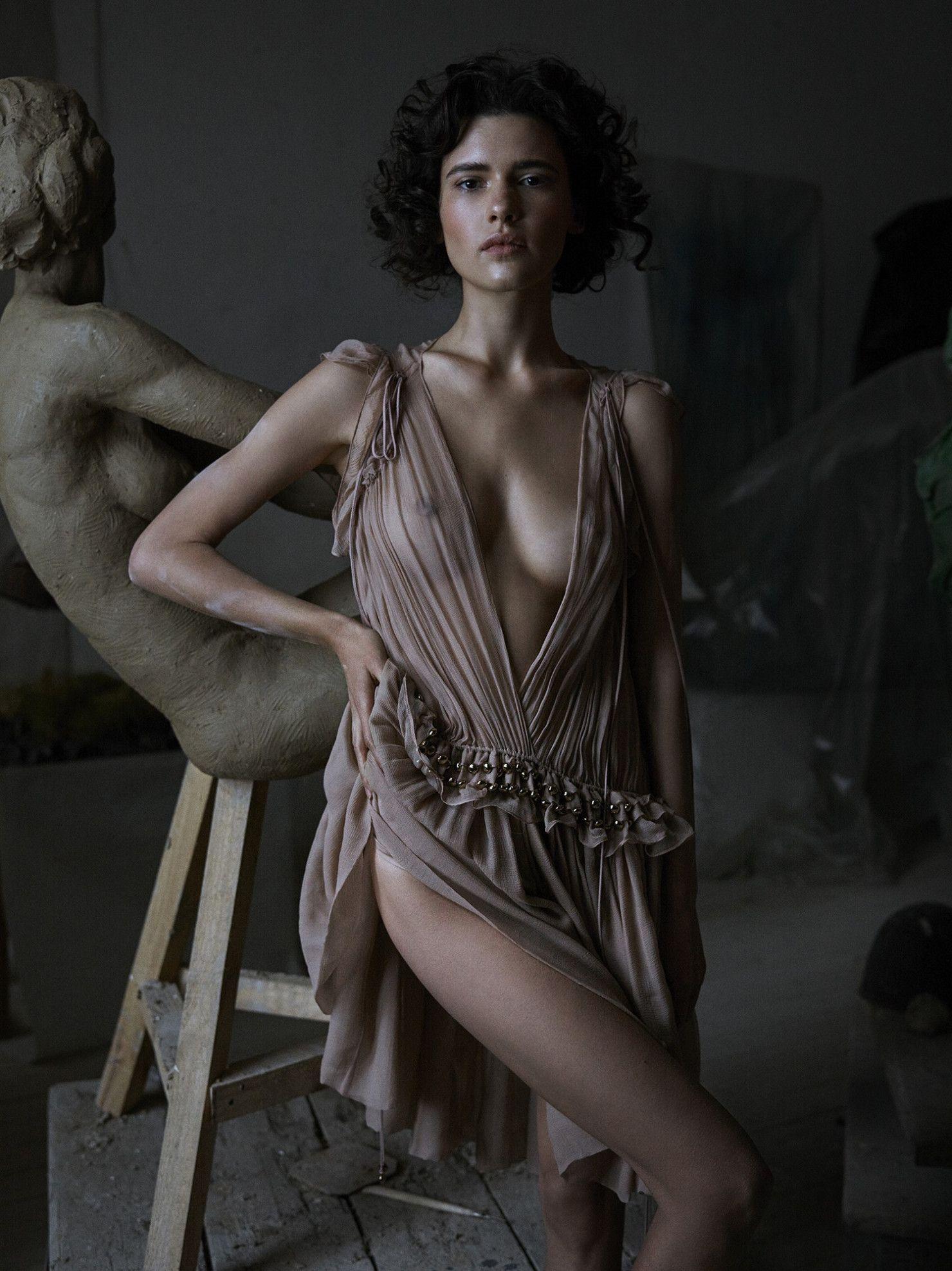 Bella ortiz naked think, that