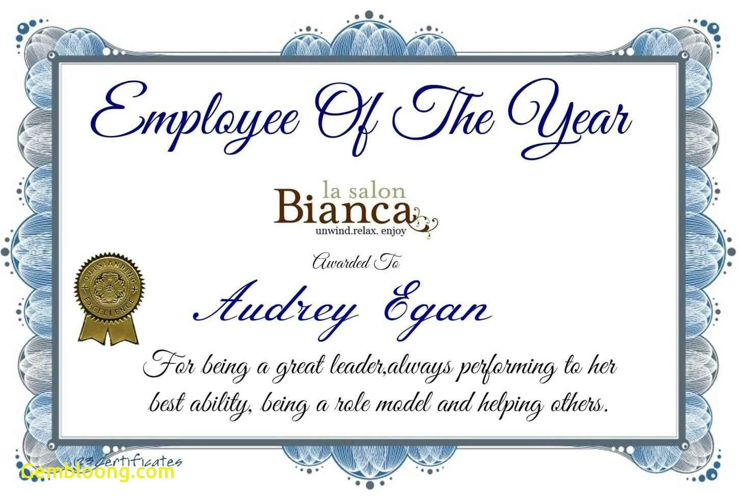 Employee Of The Year Certificate Template Update234 Com Employee Awards Certificates Certificate Templates Awards Certificates Template Employee of the year award template