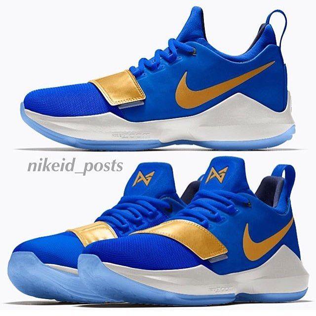 Paul george shoes, Nike