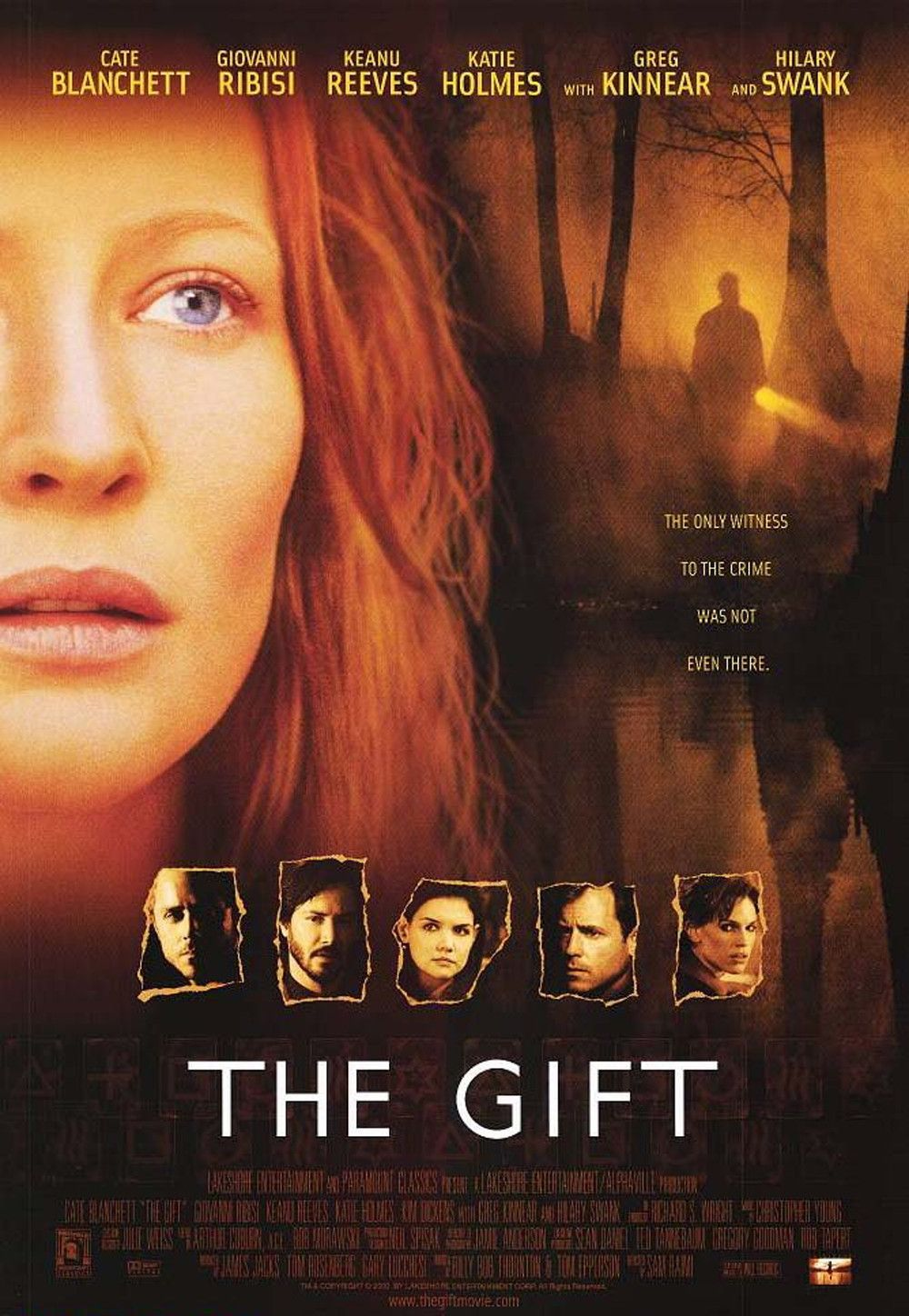 The Gift (2000) - Amazing cast. Some bad accents and a rough ...