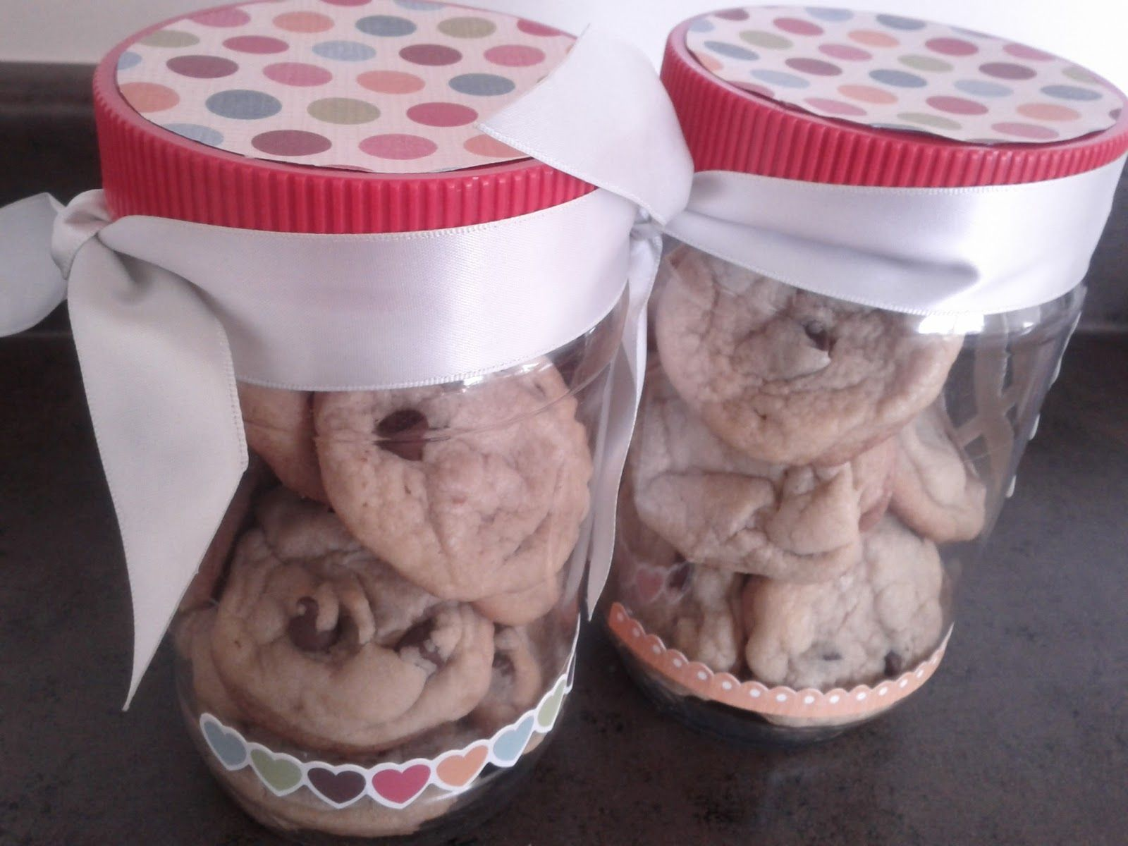 Empty peanut butter jar ud cookie jar recycle u repurpose