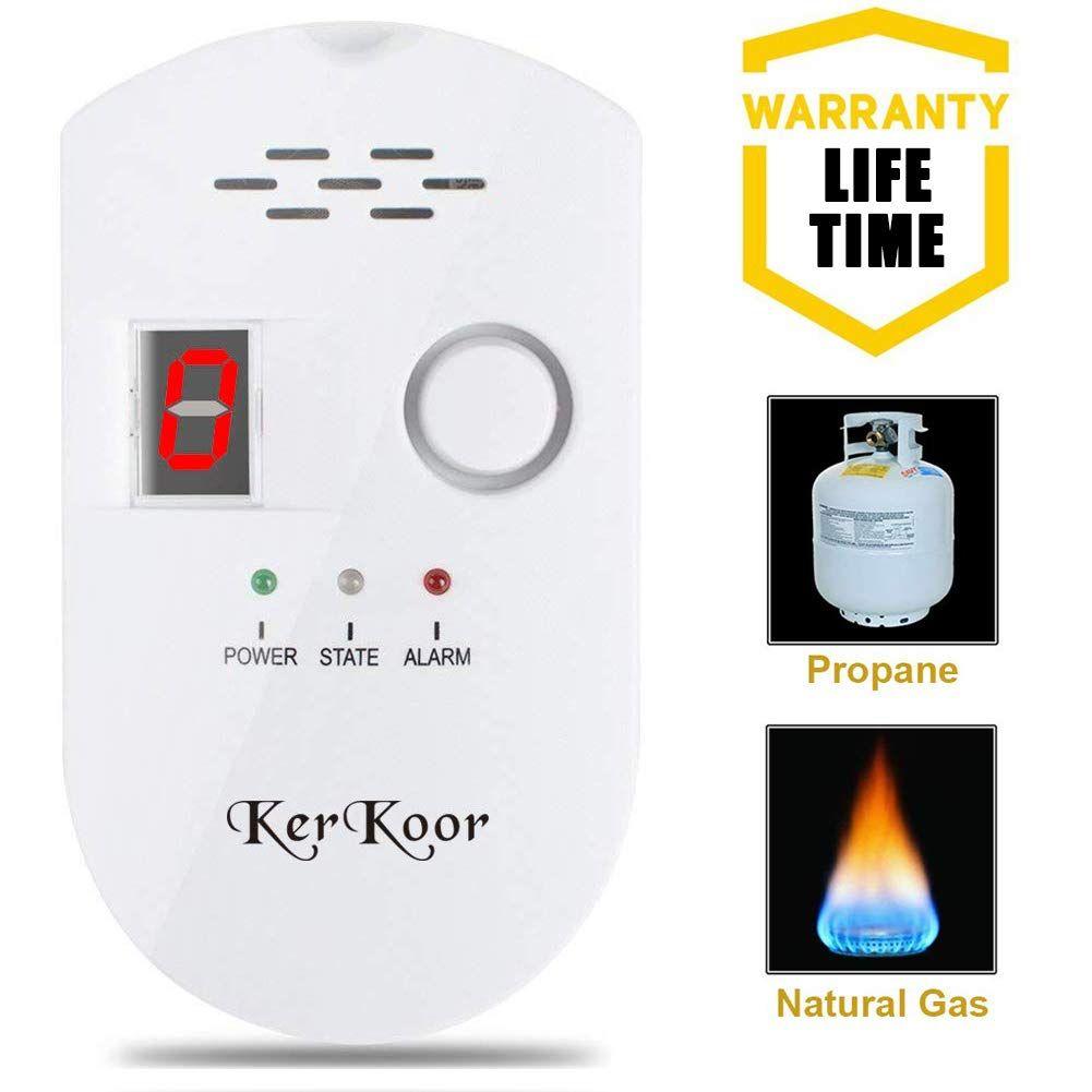 Digital Gas Leak Detector Propane