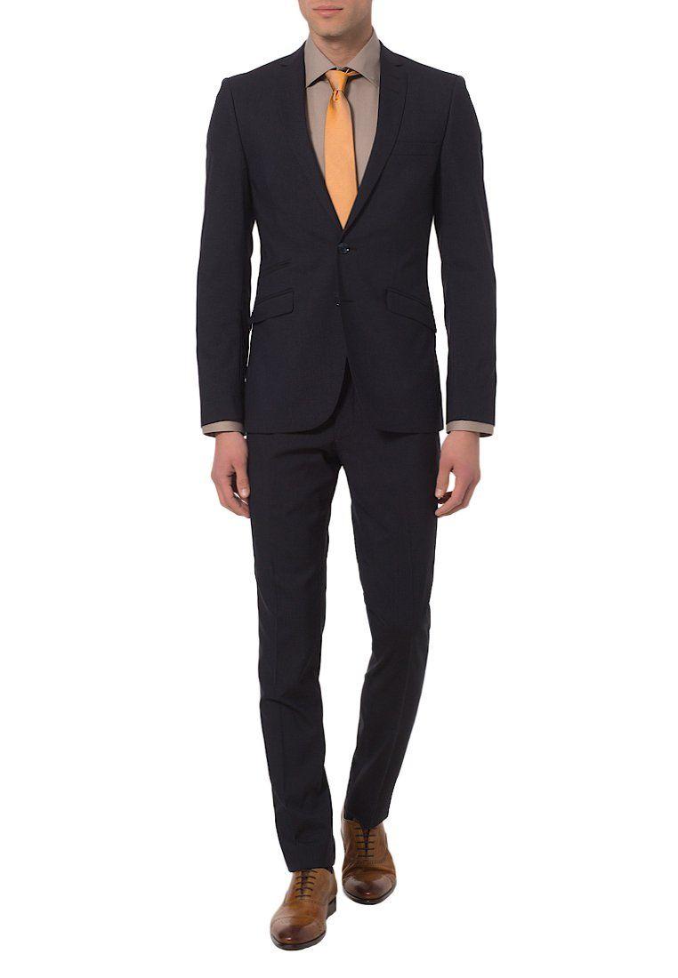 Tiger of Sweden - NEDVIN - Vestito elegante - dark jeans