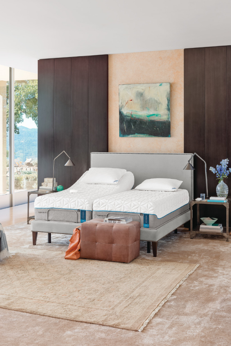 The perfect TempurPedic mattress and a functional