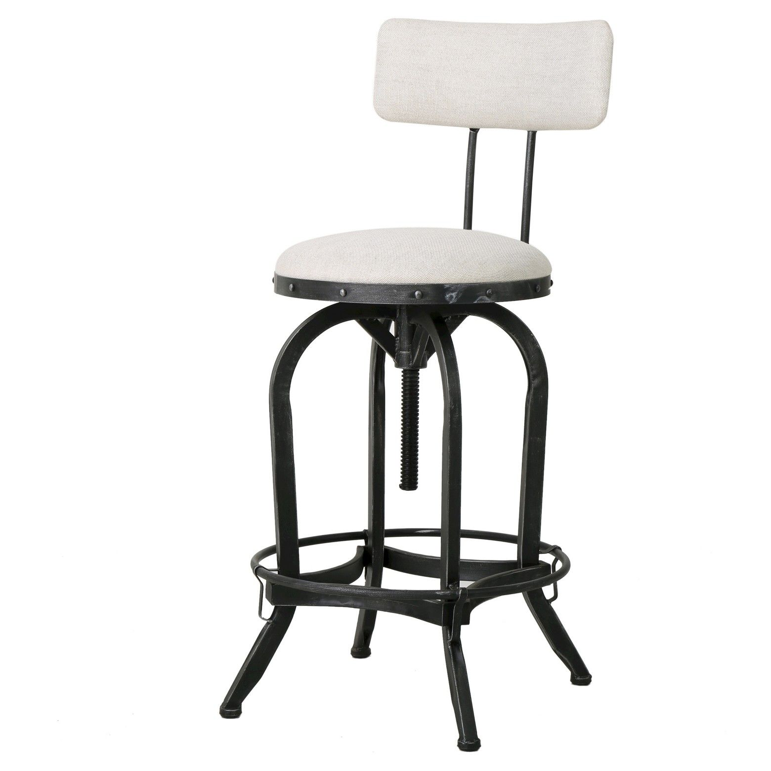 Make Room For One More With This Barstool From Christopher