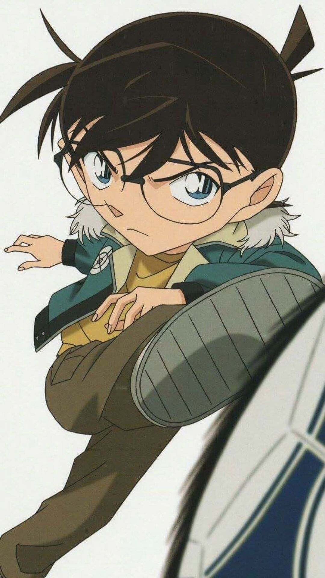 Juvenile detective theme Animasi, Detective, Gambar