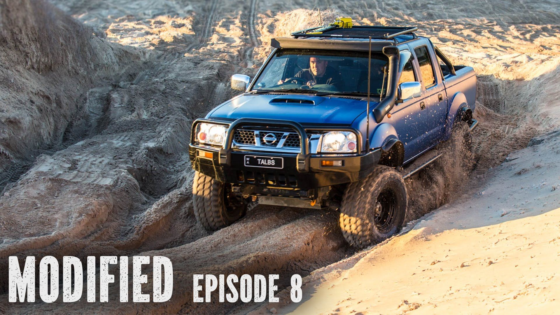 Modified nissan navara d22 modified episode 8