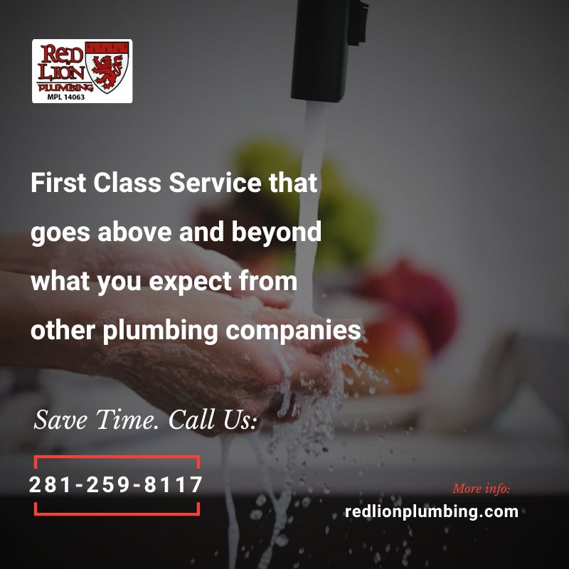 First Class Service That Goes Above And Beyond What You Might Have Learned To Expect From Other Plumbin In 2020 Plumbing Companies Commercial Plumbing Above And Beyond