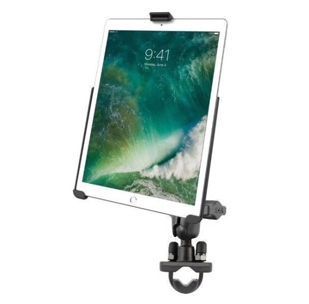 RAM Suction Cup Short Arm Windshield Car Mount Holder for Apple iPad Pro 10.5/""