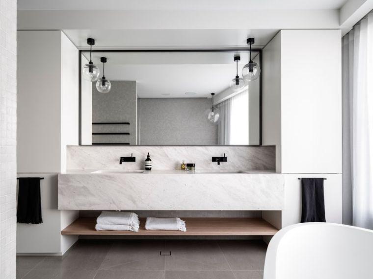 Petits meubles sous vasque pour salle de bain moderne Sinks and House