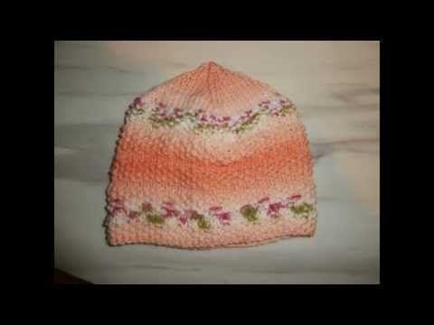 tuto tricot layette bonnet bebe au point de riz modele tricot gratuit pinterest tuto. Black Bedroom Furniture Sets. Home Design Ideas