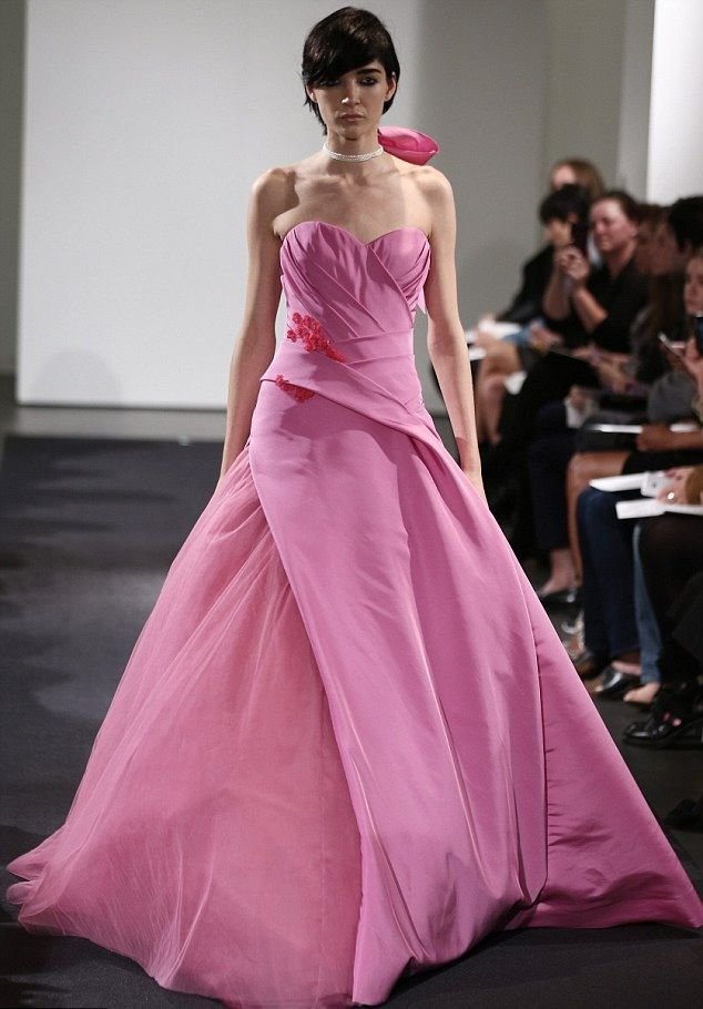 Vera Wang Pretty Pink Collection 2013