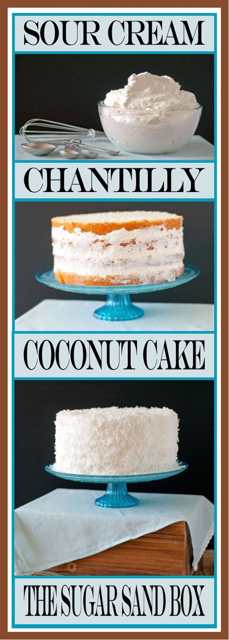 Coconut Cake With Sour Cream Whipped Icing Coconut Cake Recipe Sour Cream Coconut Cake Coconut Cake Recipe With Sour Cream