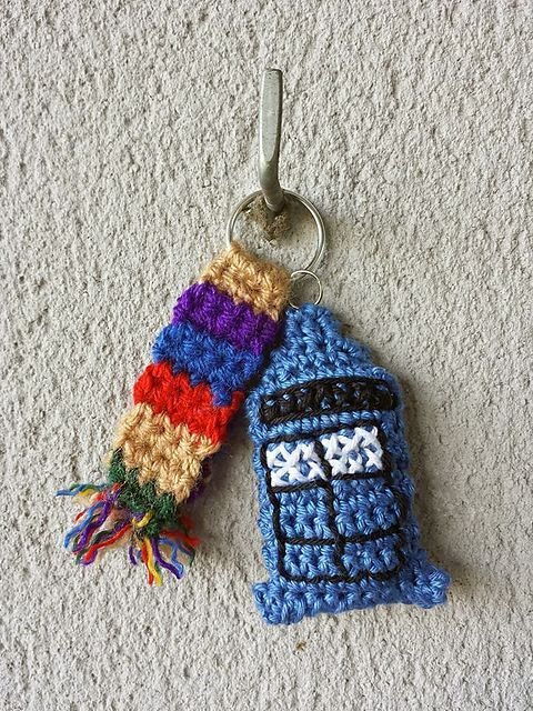 10 FREE Doctor Who Patterns For Mega Fans | Crochet Ideas ...