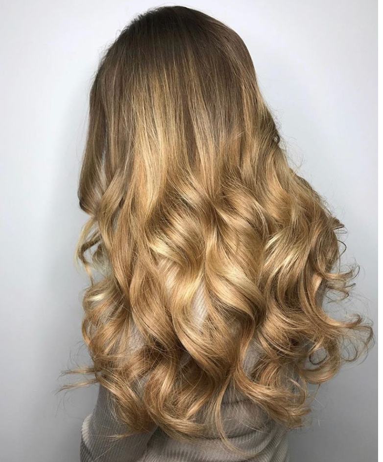 20 Inch Blonde Clip In Hair Extensions In Honey Blonde Beauty Works Hair Extensions B Hair Extensions Best Beauty Works Hair Extensions Human Hair Extensions
