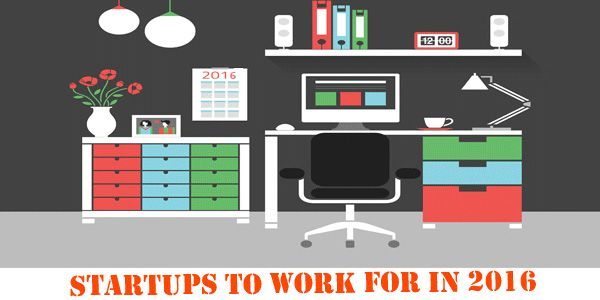 2016 List: Top 10 Startups To Work For - Tech News | Latest Technology News