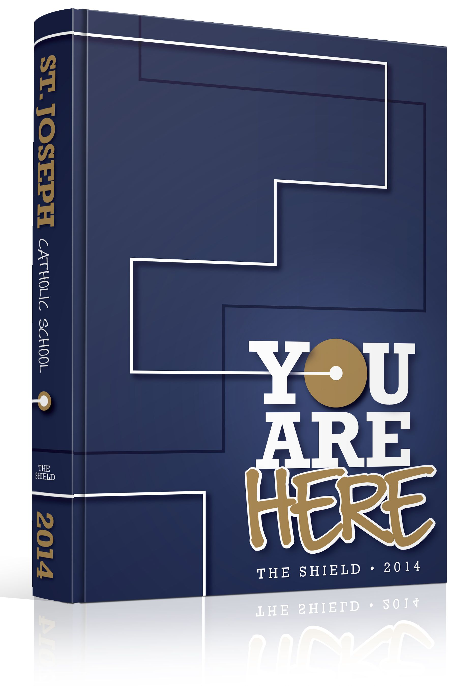 catholic school themes for the year yearbook cover st joseph catholic school quot you are 13158