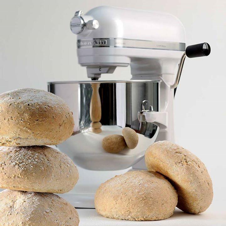 Sapevi che con il robot da cucina Artisan puoi fare anche il pane ...