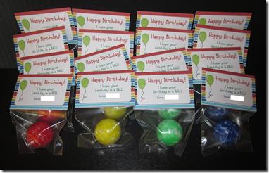 Birthday Bags Classroom Birthday Student Birthdays Teaching Kindergarten