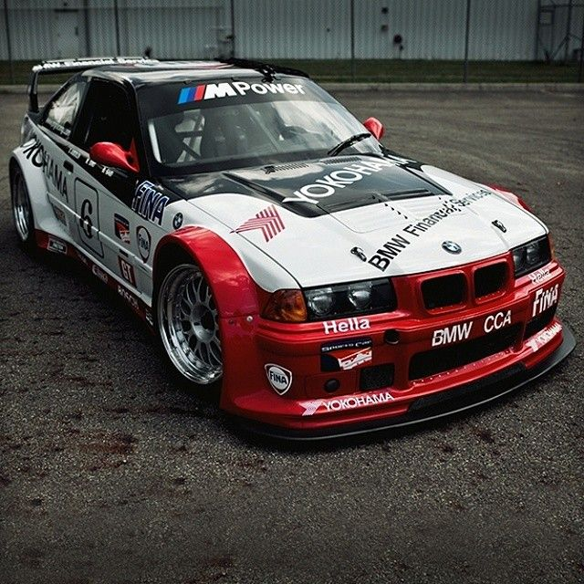 Great Shot From Stance Works Bmw Bimmer E36 3series Ptg