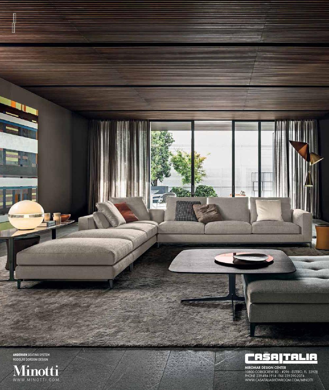 Living Room Design Magazine: Home & Design Magazine In 2019