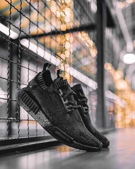 eeb39c783352 What would you do for a pair of adidas NMD R1 PK Triple Black 1 500 ...